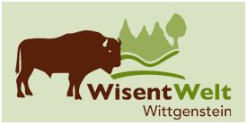 Logo-wisent in